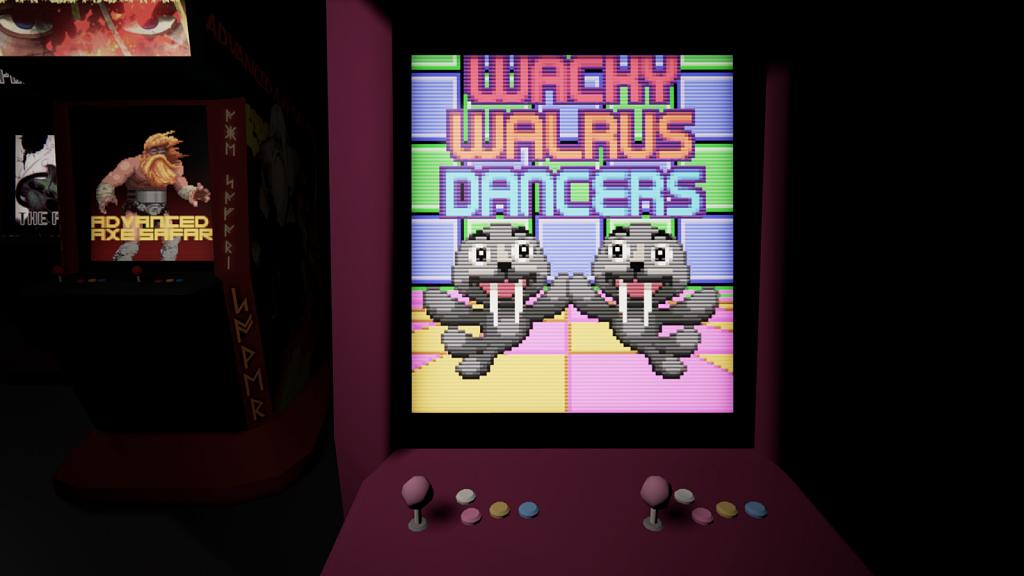 Wacky Walrus Dancers