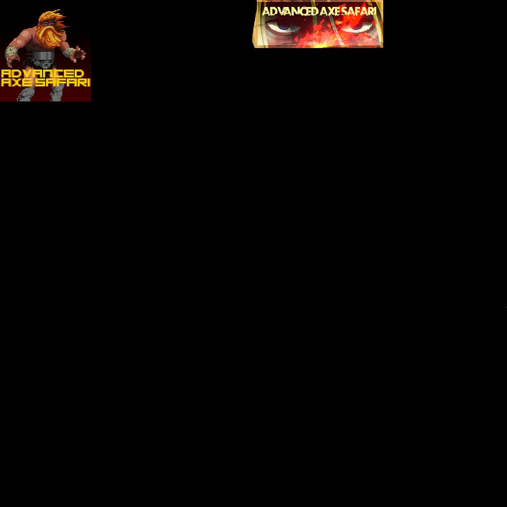 Arcade Axe Safari Emissive map